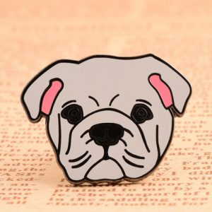 Dog Custom Enamel Pins
