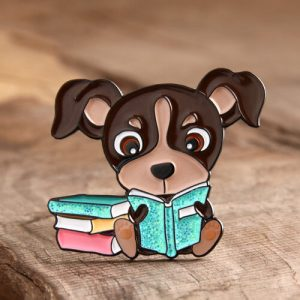 Dog Soft Enamel Pins