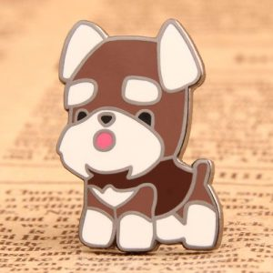 Lovely Dog Custom Pins