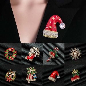 Christmas Hat Custom Lapel Pin
