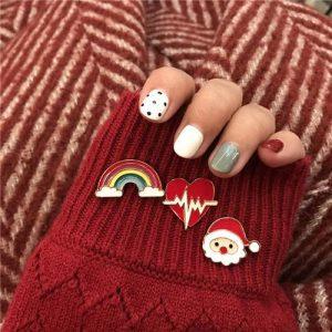 Rainbow Soft Enamel Pins