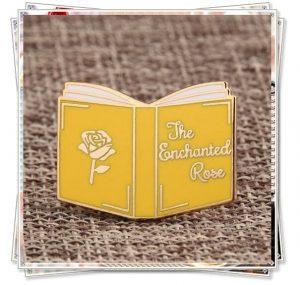 Magic Book Lapel Pins