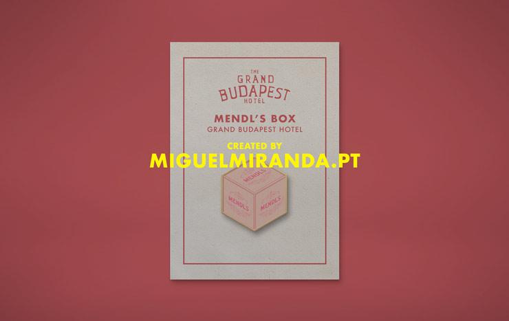 MENDL'S-BOX mockup