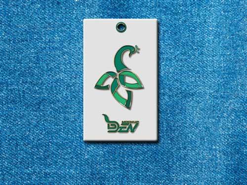 small pin mockup